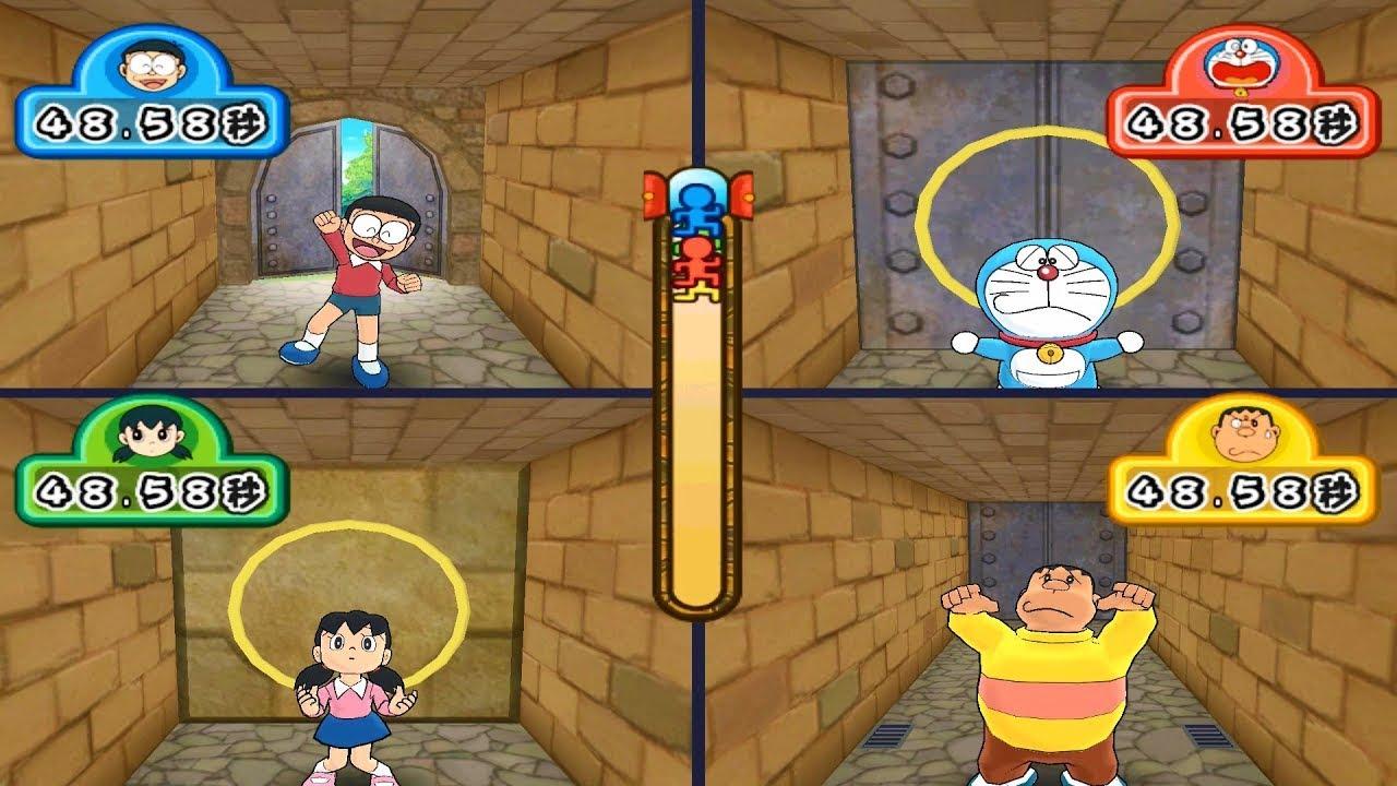 Doraemon Wii Game #62 | Nobita hậu đậu của chúng ta đã dành chiến thắng