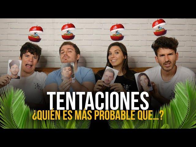 ¿Quién PARTICIPARÍA en LA ISLA DE LAS TENTACIONES? | Most Likely To
