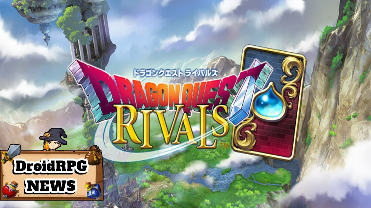 「Dragon Quest Rivals   game」的圖片搜尋結果