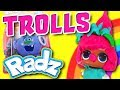 LOL Doll Custom Trolls and Happy Meal Unboxing! Starring Poppy, Angel and Guy Diamond!