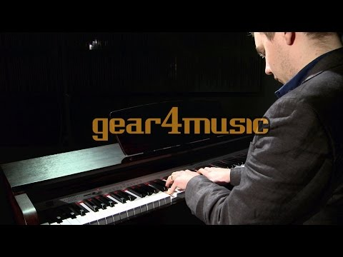 DP-10 Digital Piano by Gear4music (Performance)