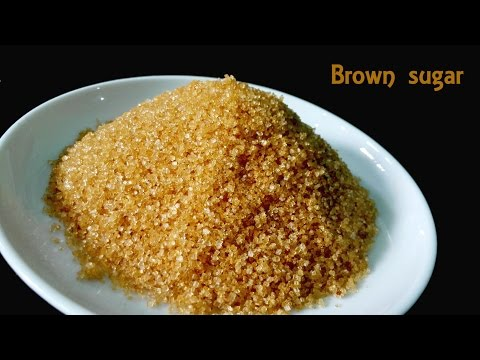 The Easy Way to Make Homemade Brown Sugar || Brown Sugar Recipe