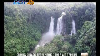 Keindahan Alam Curug Cikaso, Sukabumi-Jawa Barat