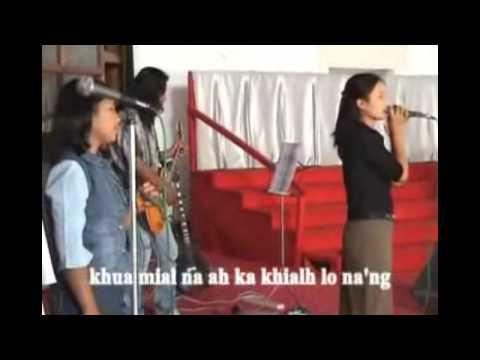 Tel semsem ing | Zomi song karaoke
