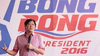 sen bongbong marcos solid north gathers to support bbm s vp bid