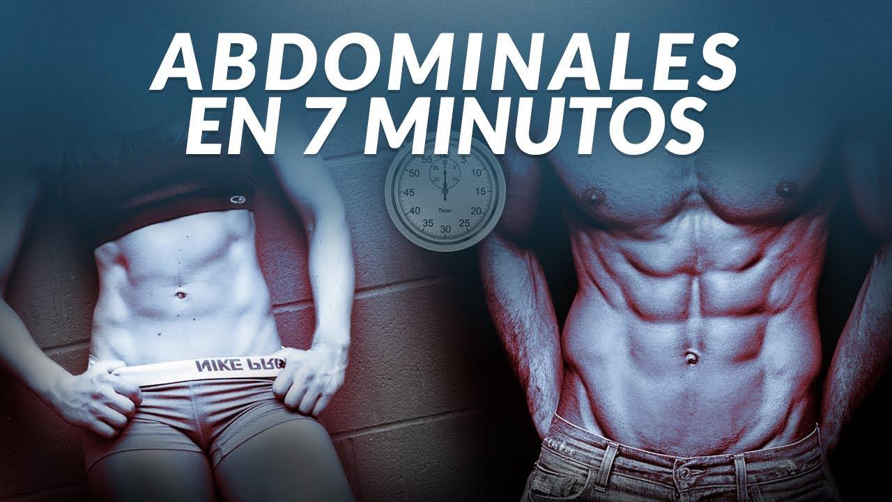 Ejercicios para adelgazar el abdomen hombres en casa