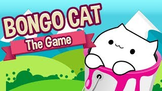 Bongo Cat - The Game (trailer Android)