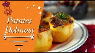 Patates Dolması Tarifi  Patates Dolması Nasıl Yapılır?