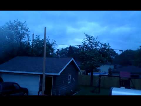 Tornado en waukegan