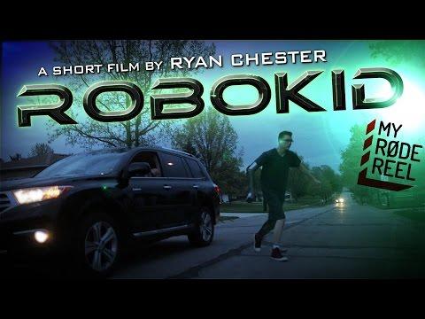 RoboKid   My RODE Reel 2016