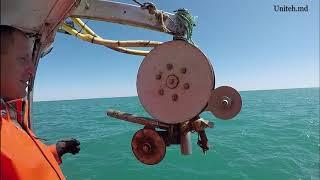 Как мы поймали 500 кг осьминога в средиземном море?