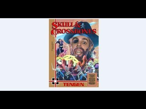 Skull & Crossbones (Part 1 of 4) - Pat the NES Punk
