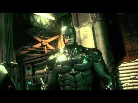 Batman Arkham Knight Ace Chemicals Infiltration Pt  3