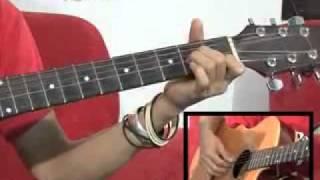 """guitar đệm hát """"duong den ngay vinh quang.FLV"""