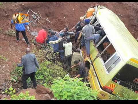 More than 30 school children perish in a road accident in Tanzania