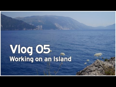 Vlog 05 | Working on an Island
