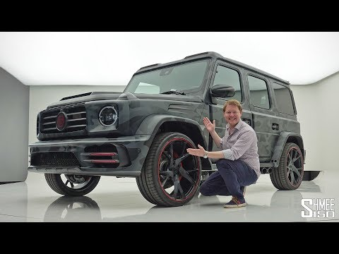 Ludicrous Mercedes-AMG G63 By Mansory Detailed On Video