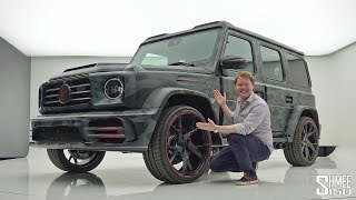 The Most INSANE AMG G63! Mansory x Philipp Plein Star Trooper