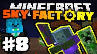 Minecraft: RITUAL UKLETE ZEMLJE [#8] SKY FACTORY 2