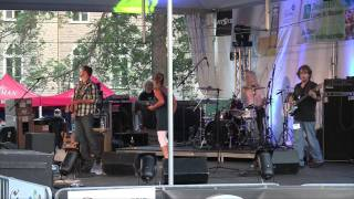 Blue Boots at Beauport en Blues 2011 - Cover - Piece Of My Heart