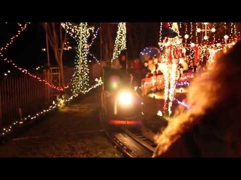 Holiday Express Christmas Train