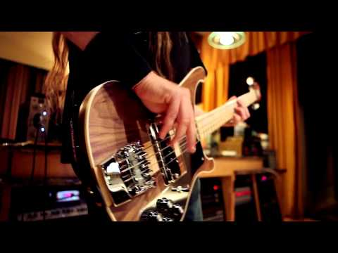 Steve Di Giorgio Bass Recording Playthrough - Calling