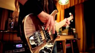steve di giorgio bass recording playthrough calling