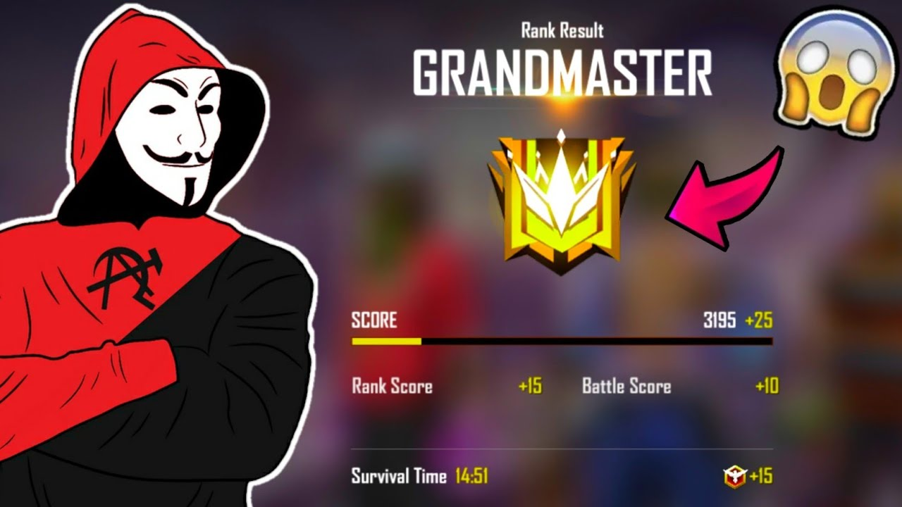 Global King Is back😎🔥Grandmaster Top in 17 Hours Ft. Badge 99 & Tonde Gamer *Epic Booyah* !!