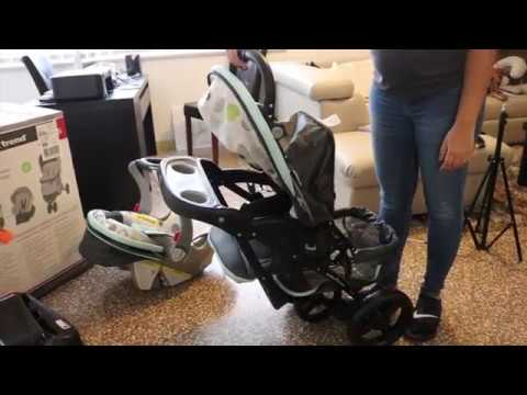 Baby Trend Travel System Unboxing Youtube