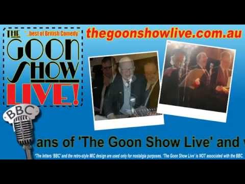 The Goon Show LIVE! clips