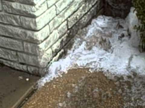 Clean Gutters Keep Basements Dry