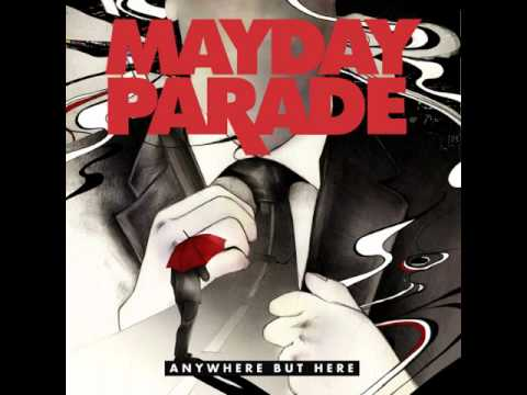 Mayday Parade - Get Up (w/ Lyrics)
