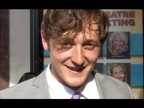 Raising Hope's Lucas Neff Reacts to Game of Thrones' Red Wedding, Plus SabrinaJimmy Baby Buzz!