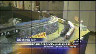 Track2.com #249: WNEP TV, Loose Ties MRC Layout, Mon. 12/5/2011