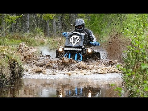 Adrenalin Team (Tallinn) & ATV Club NorthWay (Moscow) In Estonia