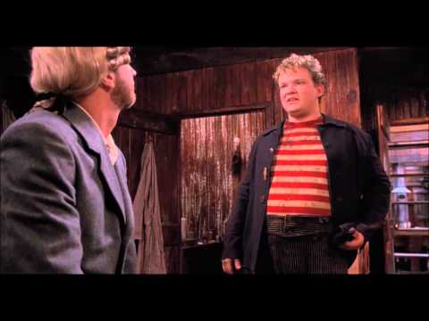 Cabin Boy [1994]   Here's How a Harem Girl Dances! (Andy Richter)