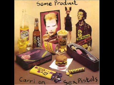 "Sex Pistols - The very name ""Sex Pistols"""