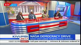 NASA commences on electoral justice campaign mission