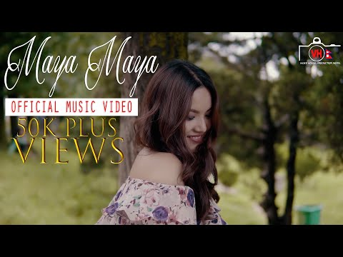 Maya Maya | Maya Kc | New Nepali Song 2018 | Official Music Video