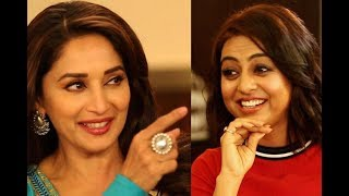Madhuri Dixit sings, mimics in this Fun chat with Atika Farooqui