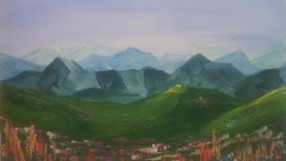 Цветы в горах гуашью [Картина за 3 минуты!](Видеоурок рисования цветов в горах гуашью. Материалы, которые нужны для рисования этой картины: - гуашь,..., 2015-02-17T20:27:10.000Z)