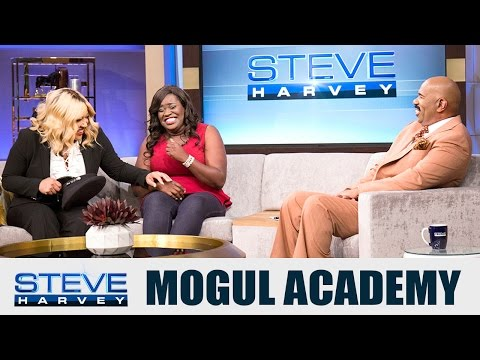 Ford's Game Changing Woman: Mogul Academy || STEVE HARVEY