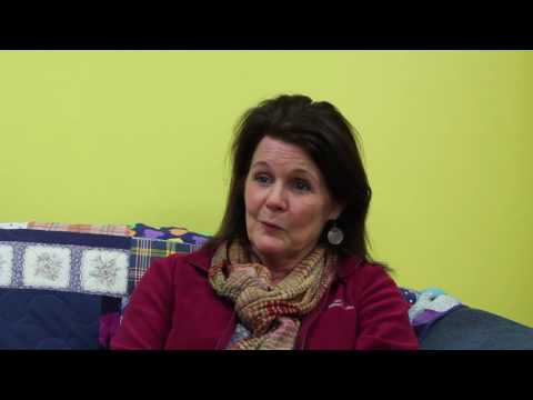 Interview with Linda for Wellington Women's Refuge