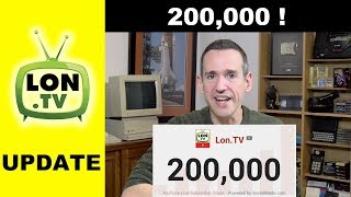200,000 Subscribers! Thank you! How we went from 0 - 200k