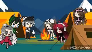 3 палатки :3•уральские пельмени •Gacha Life•оригинал