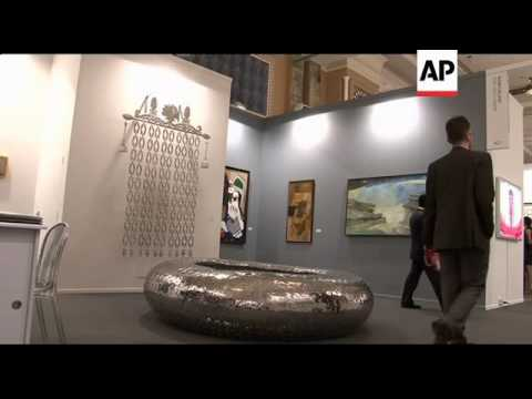 Dubai becomes art hub thanks to international fair
