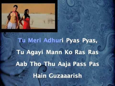 Guzarish - Ghajini (2008)
