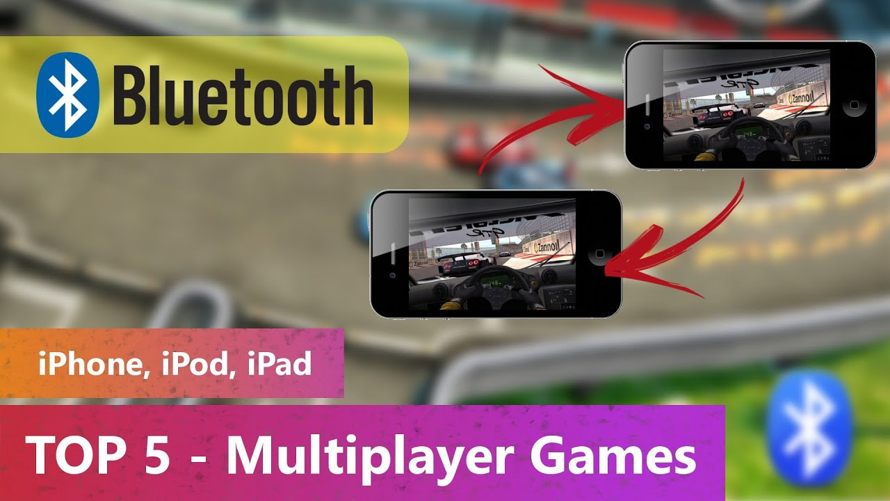 Top 5 Bluetooth Multiplayer Games 2014 Iphone Ipod