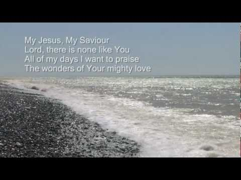 My Jesus My Saviour