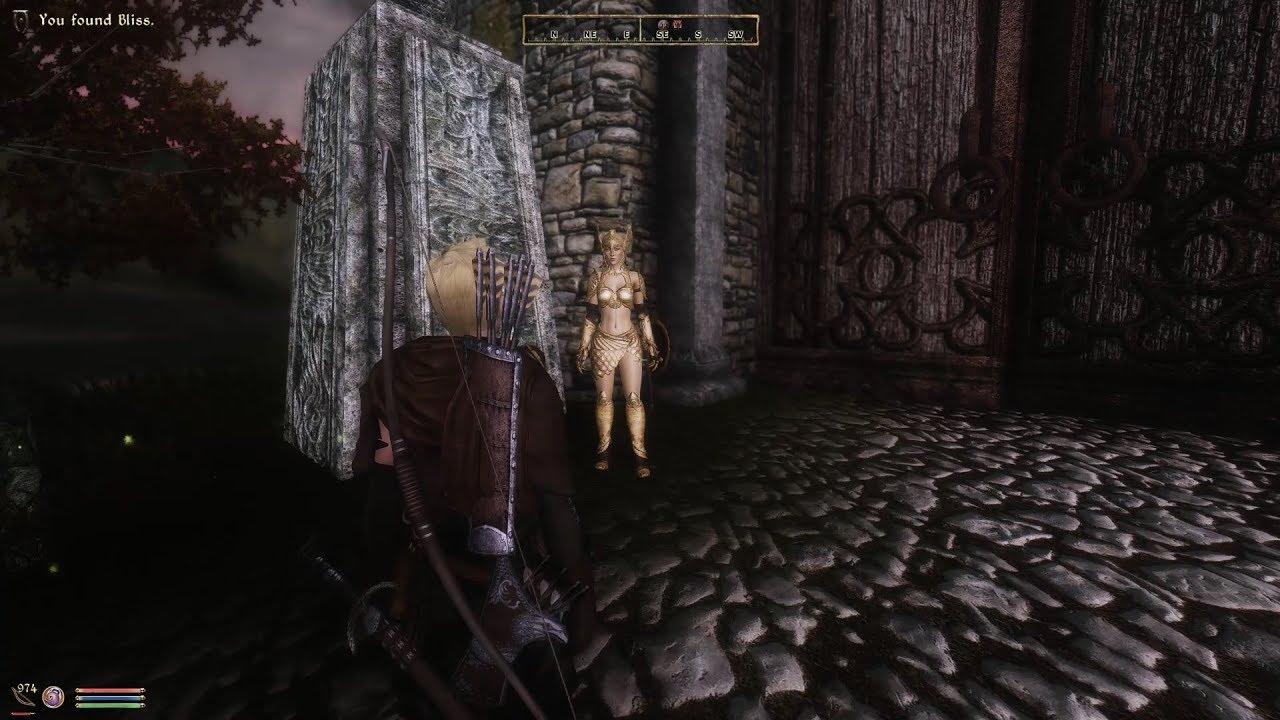 Oblivion Mods PC - Hike to New Sheoth